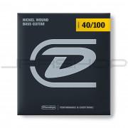 Dunlop Bass Nickel Wound String Set DBN40100 BASS-NKL 40/100-4/SET