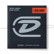 Dunlop Bass Nickel Wound String Set DBN45100 BASS-NKL 45/100-4/SET