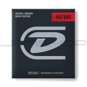 Dunlop Bass Nickel Wound String Set DBN45105 BASS-NKL 45/105-4/SET