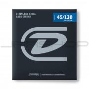 Dunlop Bass Stainless Steel Taper String Set DBS45130T BASS-SS 45/130T-5/SET