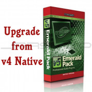 McDSP Upgrade Emerald Pack Native v4 to v6
