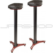 Ultimate Support MS-100R Studio Monitor Stand Pair Red