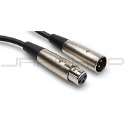 Hosa Balanced XLR-102 XLR Male to Female 2 ft.