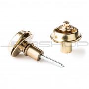 Dunlop Strap Lock SLS1402BR STRPLK FLUSH-SET