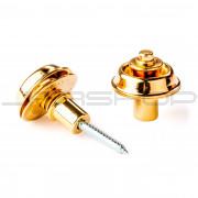 Dunlop Strap Lock SLS1404G STRPLK FLUSH-SET
