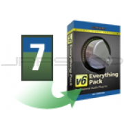 McDSP Upgrade Any 7 HD plug-ins to Everything Pack HD v6.4