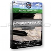 Sonic Reality Keys of the 60s & 70s