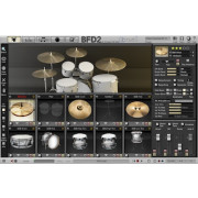 Sonic Reality EpiK DrumS-Sixties Downbeat Kit for BFD 2