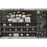 Sonic Reality EpiK DrumS-Seventies EJ Kit for BFD2