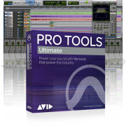 Avid Pro Tools Ultimate with 1 Year Updates No iLok 9938-30007-00