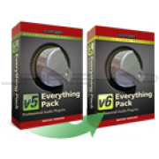 McDSP Upgrade Everything Pack HD v5 to Everything Pack HD v6.4