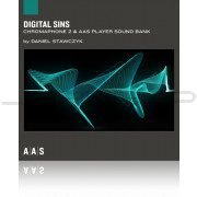 AAS Applied Acoustics Systems Digital Sins for Chromaphone 2