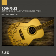 AAS Applied Acoustics Systems Good Folks Sound Pack for Strum GS-2