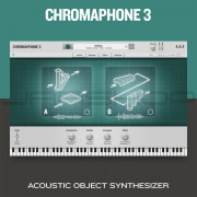 AAS Applied Acoustics Systems Chromaphone 3 Upgrade from 1 or 2