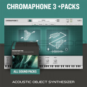 AAS Applied Acoustics Systems Chromaphone & Packs