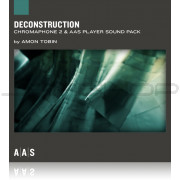 AAS Applied Acoustics Systems Deconstruction Sound Pack for Chromaphone 2