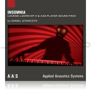 AAS Applied Acoustics Systems Insomnia Lounge Lizard EP-4 Sound Pack