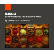 AAS Applied Acoustics Systems Masala Sound Bank for String Studio VS 2