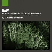 AAS Applied Acoustics Systems Raw Sound Bank for Ultra Analog VA-2