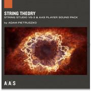 AAS Applied Acoustics Systems String Theory for String Studio