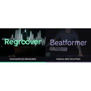 Accusonus Beat Making Bundle 2: Rhythmiq + Regroover Pro + Beatformer + Expansions