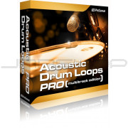 Presonus Acoustic Drum Loops Pro Multitrack