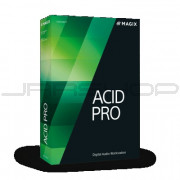 Magix ACID Pro 8 - Educational