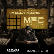 Akai Tim Kelley Vol. 1 MPC Expansion Pack