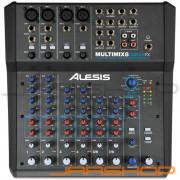 Alesis MultiMix 8 USB 2.0 FX Mixer