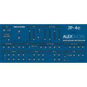 Alex Shore JP-4c Reaktor Patch - FREE Download!