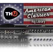 Overloud TH-U American Classics Rig Library