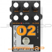 AMT Electronics Legend Amp Series II O2 Orange