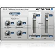 Antares DUO Evo Vocal Modeling Auto-Doubler Plugin