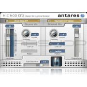 Antares Mic Mod EFX