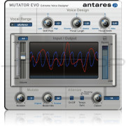 Antares MUTATOR Evo Extreme Voice Designer Native