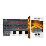 Arturia Jup-8V Virtual Analog Synthesizer Plugin