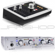 Audient iD22 + MiCO Interface + Microphone Preamplifier/Converter Combo