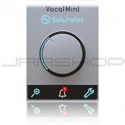 Audified VocalMint Saturator Plugin