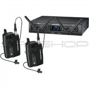 Audio Technica ATW-1311/L System 10 PRO Digital Wireless System
