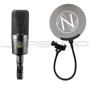 Audio Technica AT4033/CL + Free NOS Audio Pop Filter
