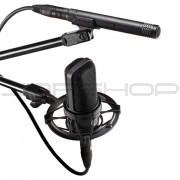 Audio Technica AT4040/SP Mic Bundle - New Open Box