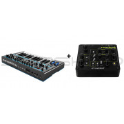 Novation Bass Station II + Waldorf Rocket Bundle