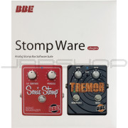 BBE Stomp Ware Virtual Pedal Suite