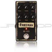 Friedman Amplification BE-OD Overdrive Pedal