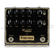 Friedman Amplification BE-Deluxe Overdrive Push Button Pedal
