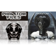 Best Service Phantom Files Vol. 1 + 2 Bundle