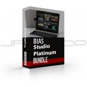 Positive Grid BIAS Studio Platinum Bundle