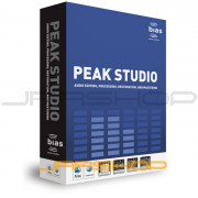 BIAS Peak Studio for Mac OS X