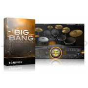 SONiVOX Big Bang Universal Drums 2.3 Plugin