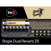 Overloud Choptones Bogie Dual Reverb 25 TH-U Rig Library